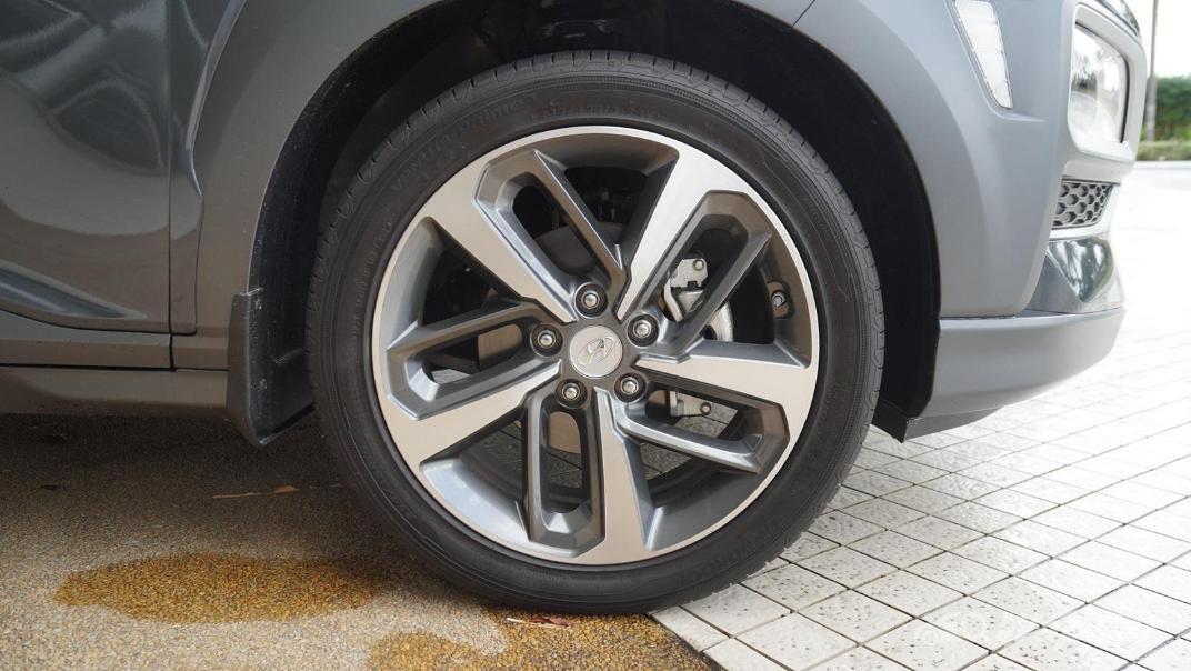 2020 Hyundai Kona 2.0 Standard Exterior 025