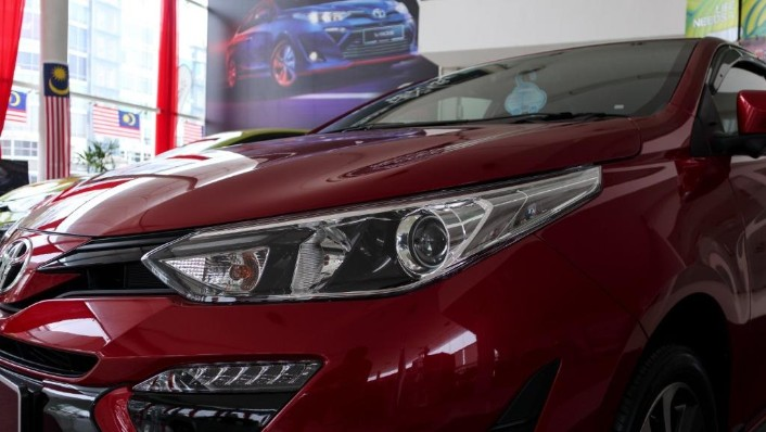 2019 Toyota Yaris 1.5E Exterior 009