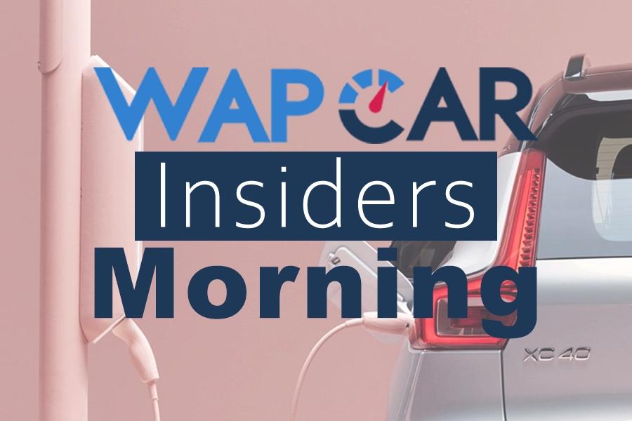 Wapcar Morning Insiders (Oct. 4, 2019) 01