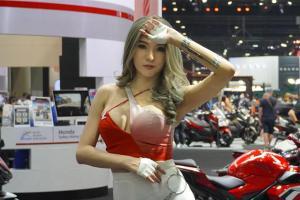 The Bangkok-licious babes of the 2021 Bangkok Motor Show