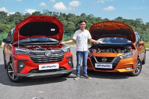 Video: Which car vibrates more? Nissan Almera or Perodua Ativa? – Long Term review #9