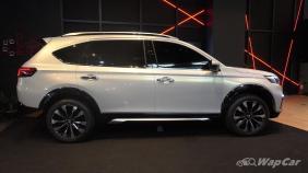 2021 Honda BR-V Upcoming Version Exterior 004