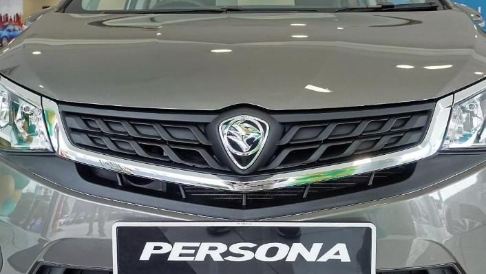 2019 Proton Persona 1.6 Standard CVT Exterior 010