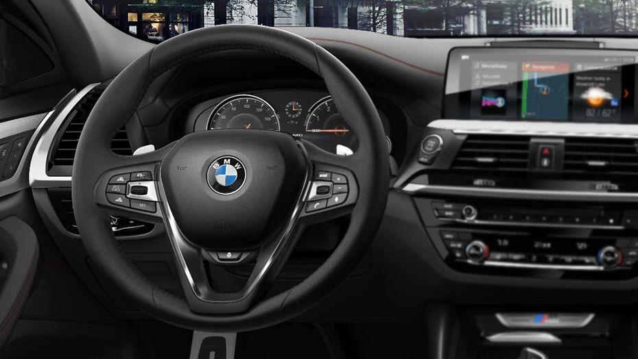 BMW X4 (2018) Interior 002