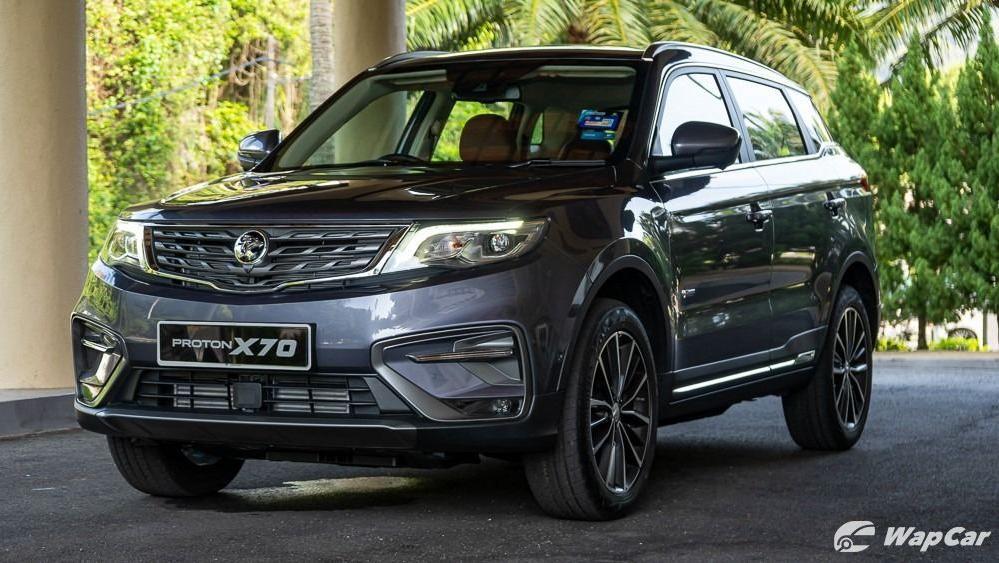 2020 Proton X70 1.8 Premium 2WD Exterior 002