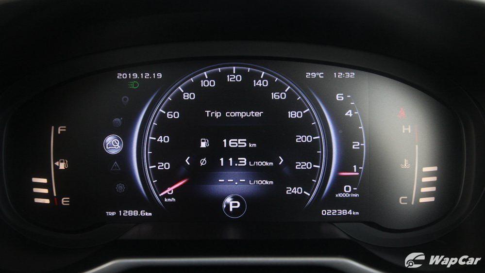 2018 Proton X70 1.8 TGDI Premium 2WD Interior 088
