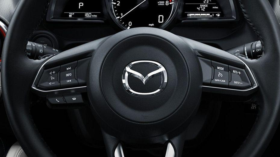 Mazda 2 Hatchback (2018) Interior 002