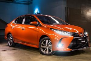 Toyota Vios 2021 facelift kini rasmi, turun harga kini dari RM 75k!