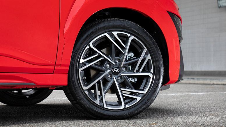 Launching in Malaysia in June, 198 PS / 265 Nm Hyundai Kona N Line teased again 02