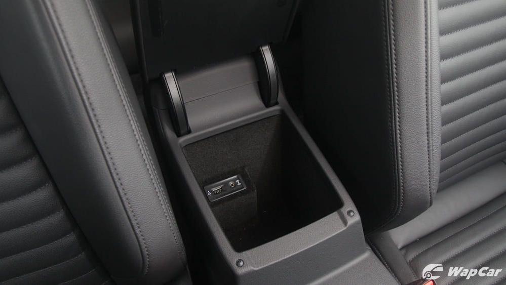 2018 Volkswagen Passat 2.0 TSI Highline Interior 031