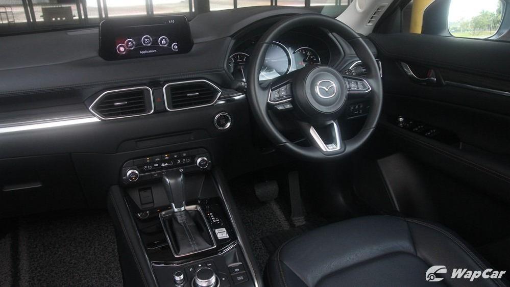 2019 Mazda CX-5 2.5L TURBO Interior 063