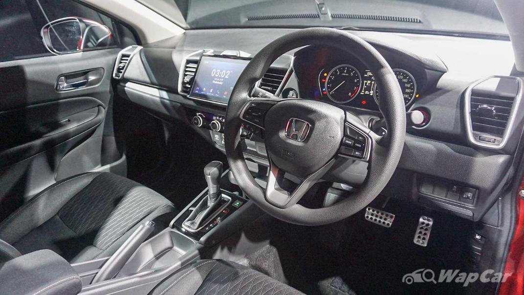 2020 Honda City 1.5L E Interior 003