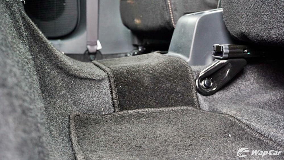 2019 Perodua Axia Style 1.0 AT Interior 053