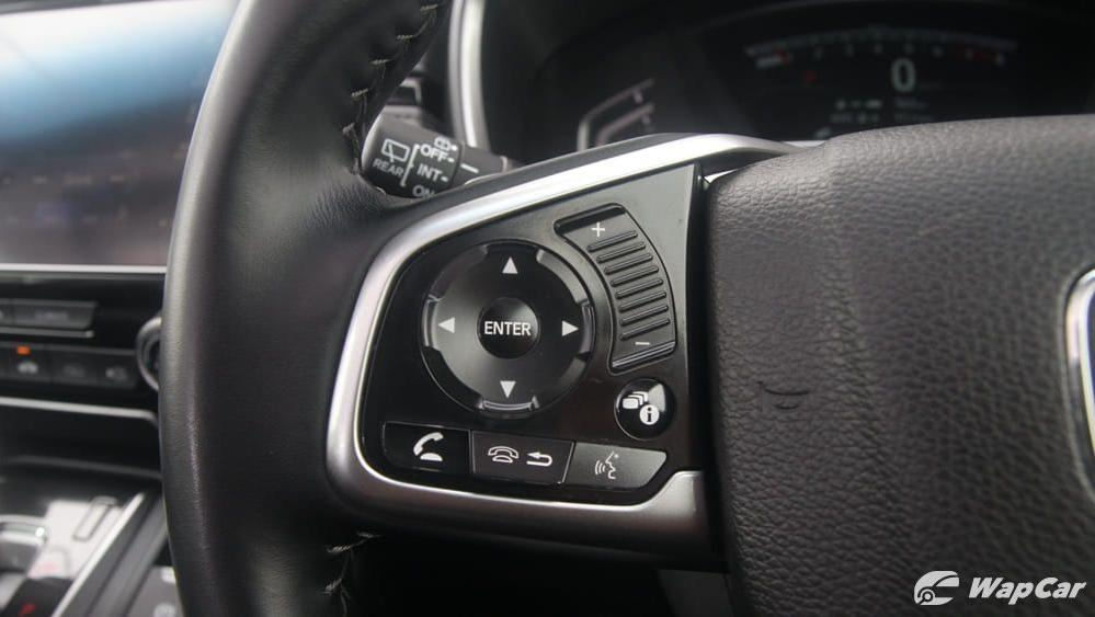 2019 Honda CR-V 1.5TC Premium 2WD Interior 004