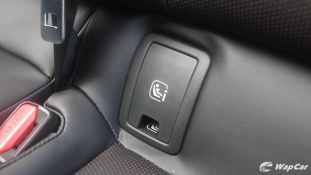 2020 Mazda CX-30 SKYACTIV-G 2.0 Interior 037