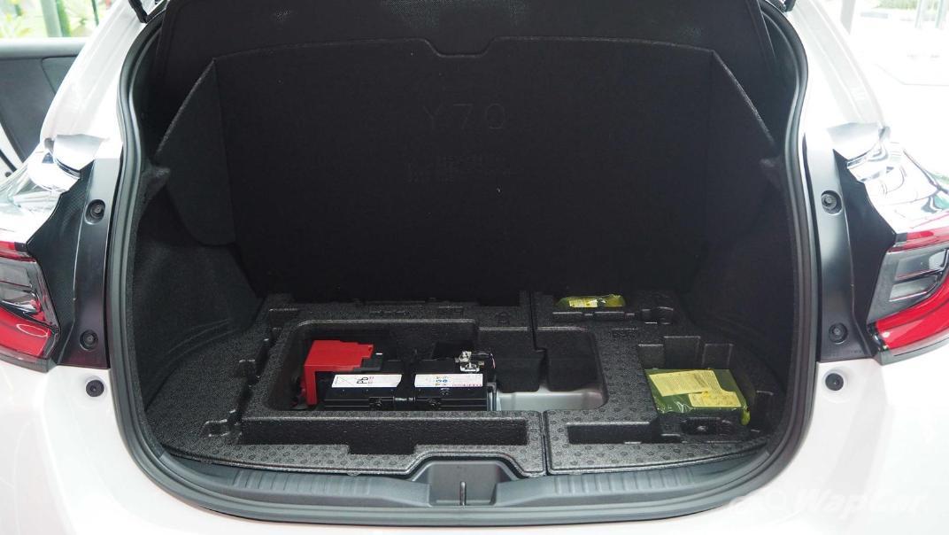 2021 Toyota GR Yaris Interior 037