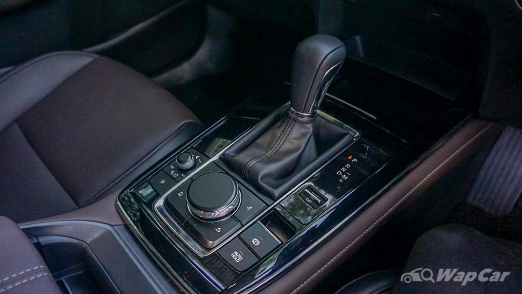 2020 Mazda CX-30 SKYACTIV-G 2.0 High Interior 023