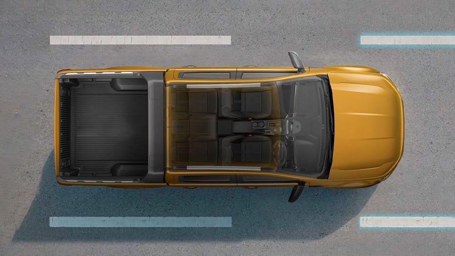 Ford Ranger (2018) Exterior 013
