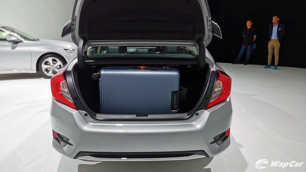 2020 Honda Civic 1.5 TC Premium Exterior 062