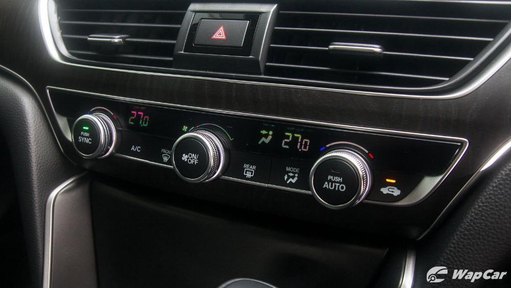 2020 Honda Accord 1.5TC Premium Interior 098