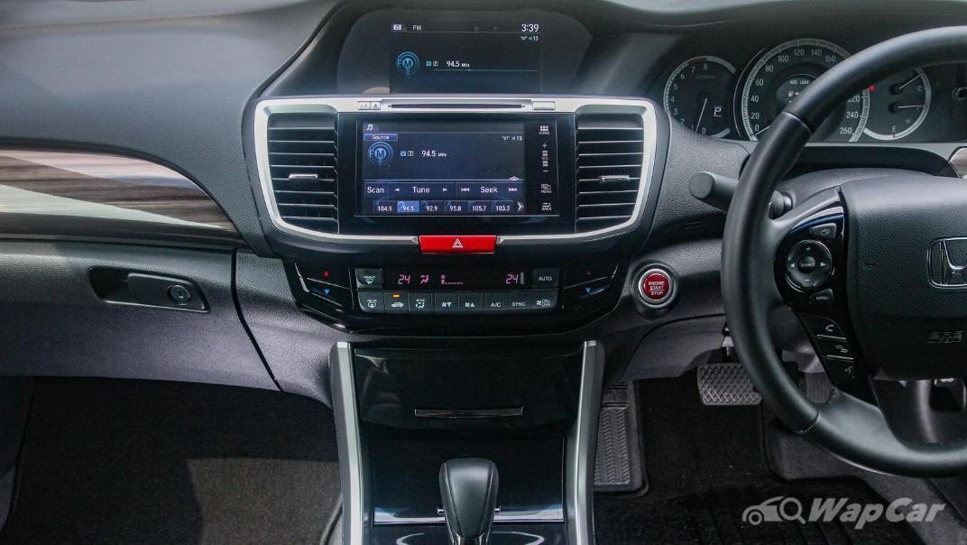 2018 Honda Accord 2.4 VTi-L Advance Interior 119