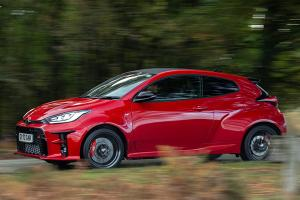 Toyota GR Yaris crowned 2021 UK Car of the Year