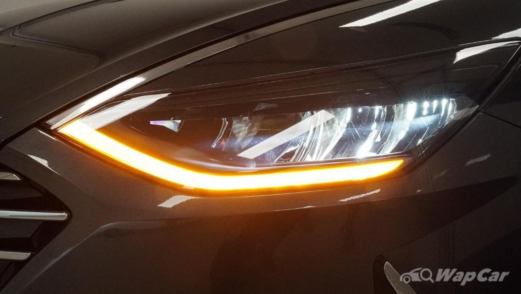 2020 Hyundai Sonata 2.5 Premium Exterior 061