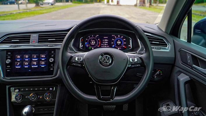 2020 Volkswagen Tiguan 1.4TSI JOIN Interior 002