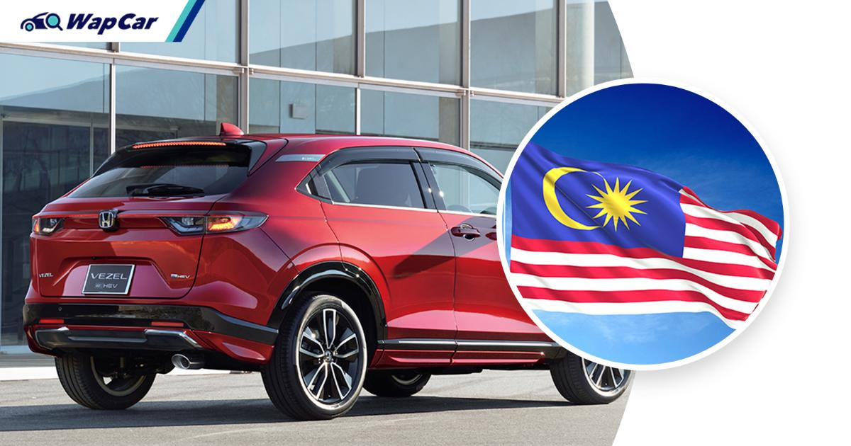Originally planned to launch in Malaysia on Q1 2022, all-new Honda HR-V gets pushed back 01