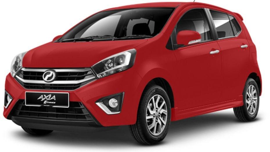 Perodua Axia (2018) Others 005