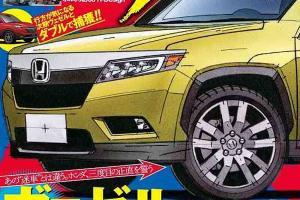 Honda plans for Corolla Cross-rivalling SUV, revival of the Honda Crossroad?