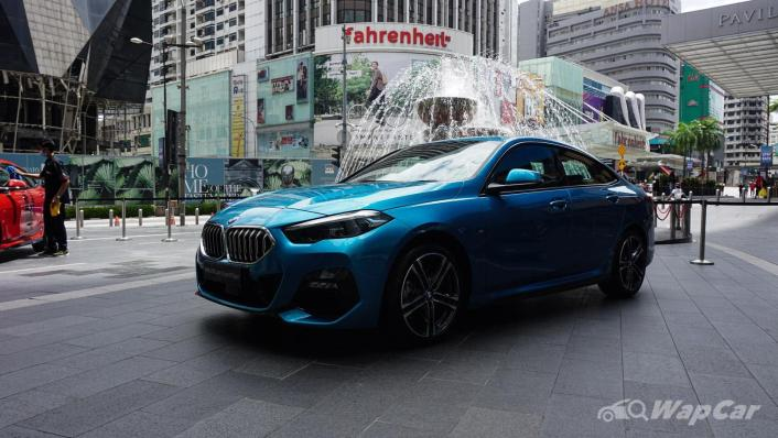 2020 BMW 2 Series 218i Gran Coupe Exterior 008
