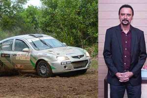 Karamjit Singh will make flying return to rallying with new sponsorship
