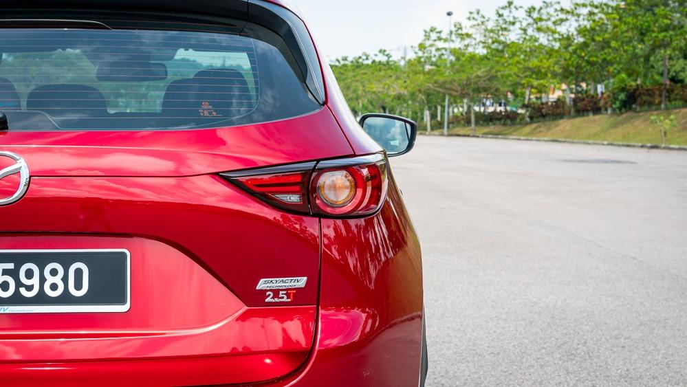 2019 Mazda CX-5 2.5L TURBO Exterior 022