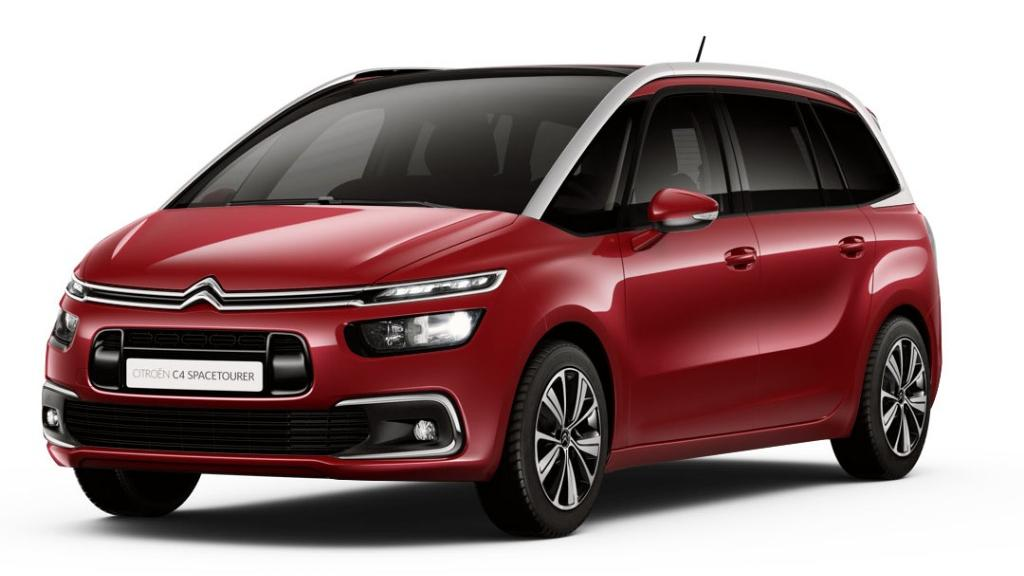 Citroën Grand C4 SpaceTourer (2018) Others 004