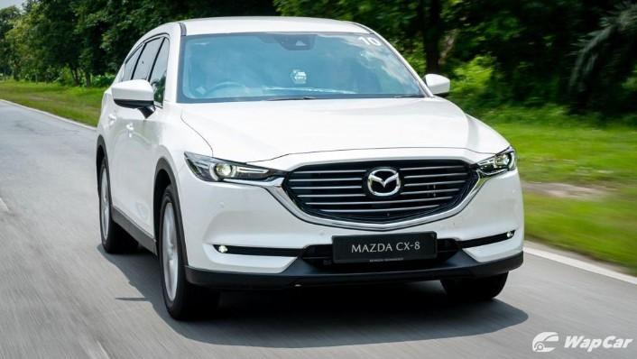 Mazda CX-8 Public (2019) Exterior 006