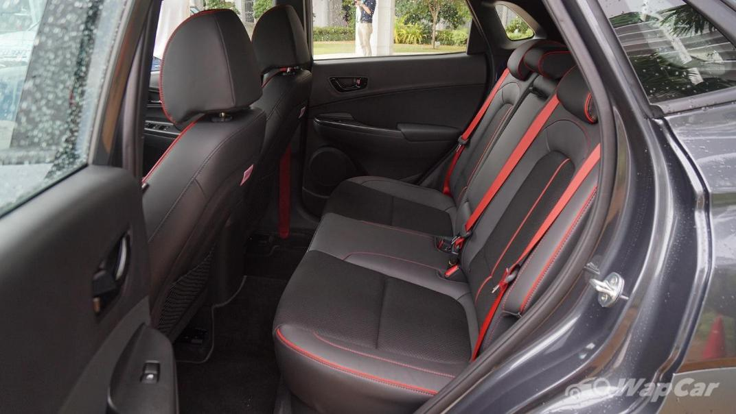 2020 Hyundai Kona 2.0 Standard Interior 017