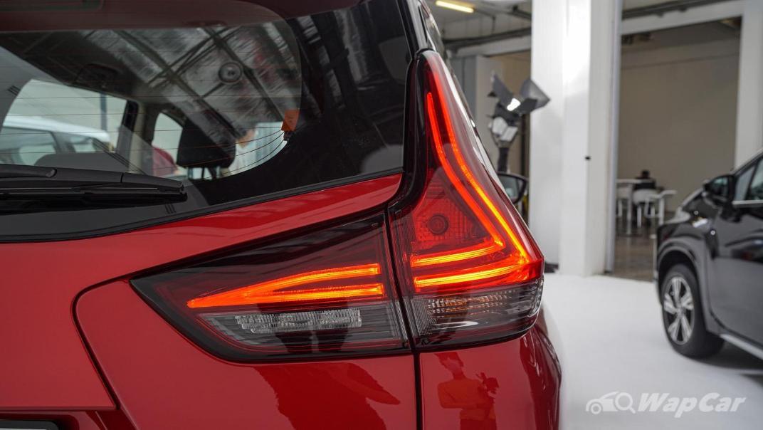 2020 Mitsubishi Xpander 1.5 L Exterior 036