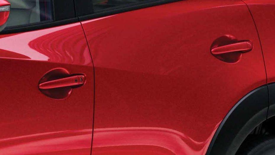 Mazda CX-3 (2018) Exterior 010