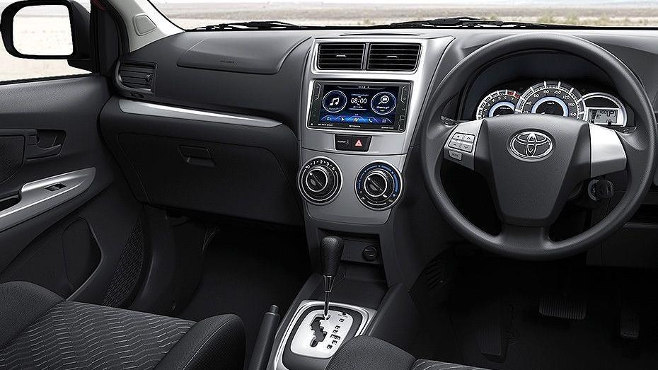 Toyota Avanza (2019) Interior 001