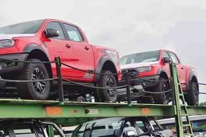 Malaysia to get new True Red colour option for the 2021 Ford Range Raptor?