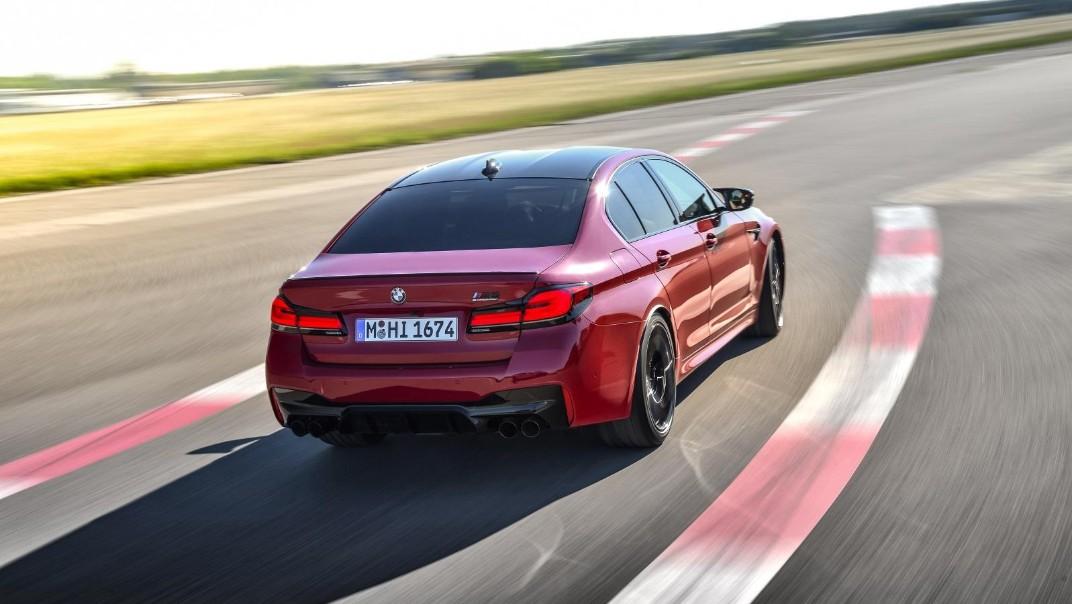 2020 BMW M5 Exterior 010