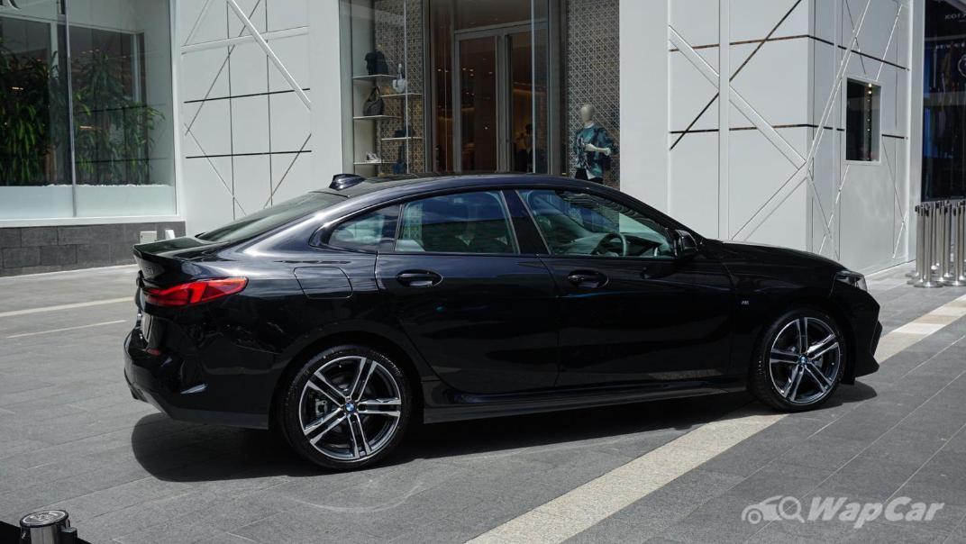 2020 BMW 2 Series 218i Gran Coupe Exterior 016