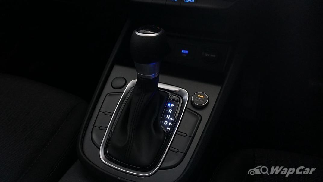 2021 Hyundai Kona 2.0 Standard Interior 032