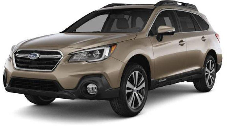 Subaru Outback (2018) Others 003
