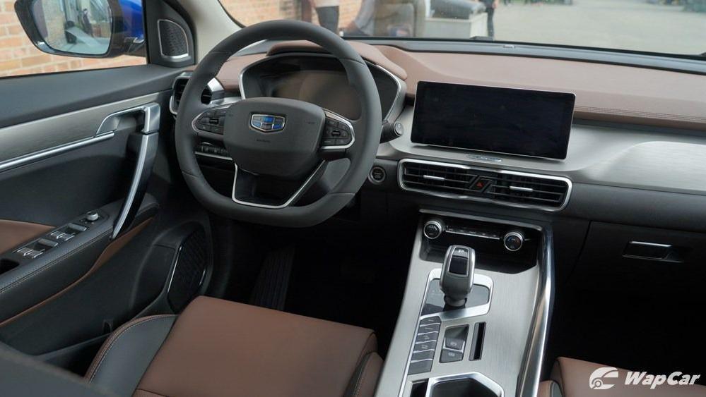 Proton X50 (2020) Interior 050