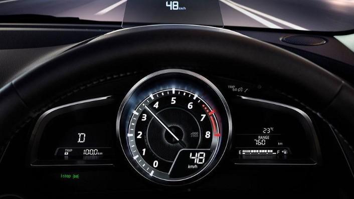Mazda 2 Hatchback (2018) Interior 003