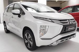 2020 Mitsubishi Xpander: roughly RM 4.2k to service over 5 years/100k km, plus other costs