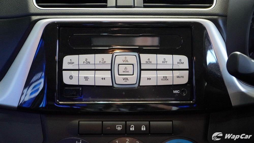 2020 Perodua Bezza 1.0 G (M) Interior 008