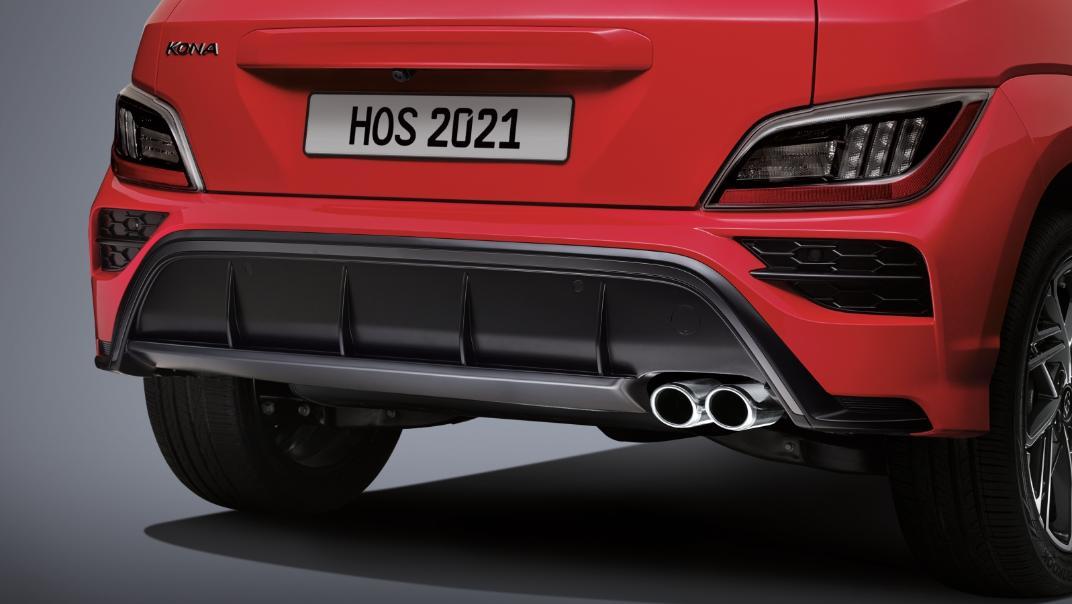 2021 Hyundai Kona 1.6 N Line Exterior 005